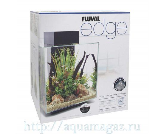 Аквариум Fluval Edge 46л LED чёрный, фото , изображение 5
