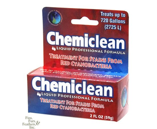 Препарат Chemi Clean для борьбы с красными черными и сине-зелёными водорослями 6гр до 3407л, - 1 -aquamagaz.ru