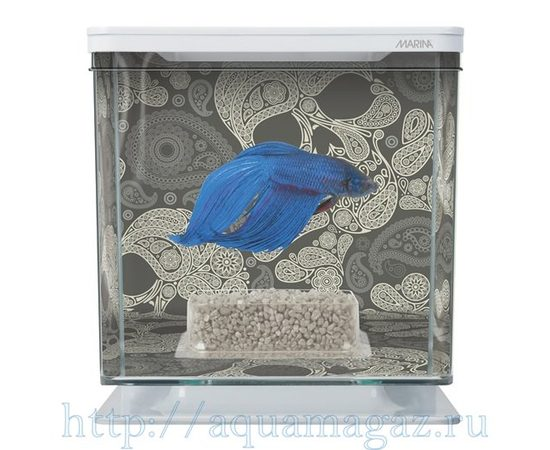 Аквариум Marina Betta Kit Skull, - 1 -aquamagaz.ru