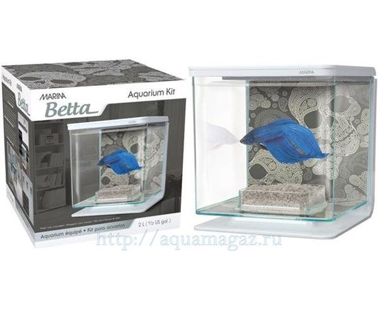 Аквариум Marina Betta Kit Skull, - 2 -aquamagaz.ru