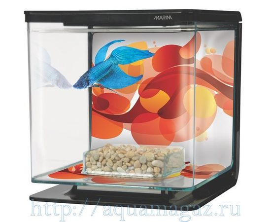 Аквариум Marina Betta Kit Sun Swirl, - 1 -aquamagaz.ru