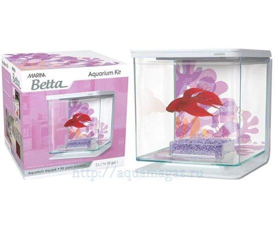 Аквариум Marina Betta Kit Flower, - 2 -aquamagaz.ru