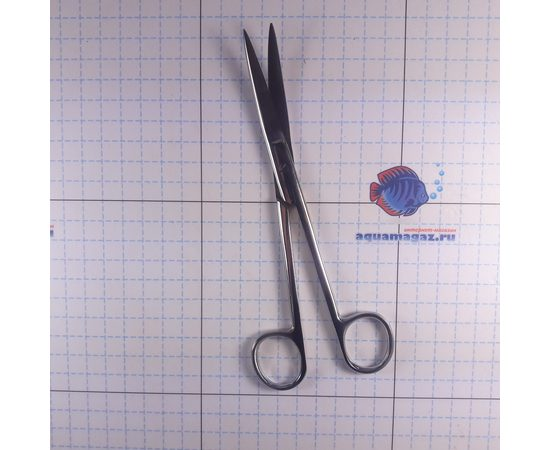 Ножницы металлические изогнутые 23 см ARU-HM23, фото