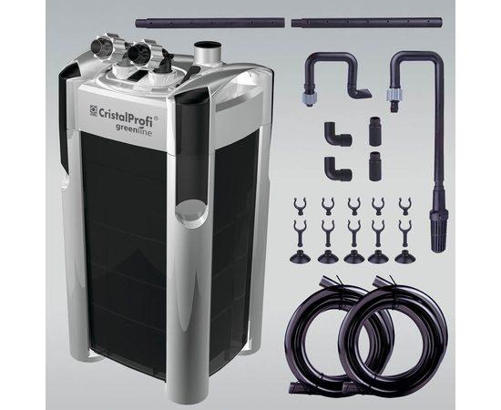 JBL CristalProfi e1502 greenline Внешний фильтр для аквариумов 200-700 литров, - 2 -aquamagaz.ru