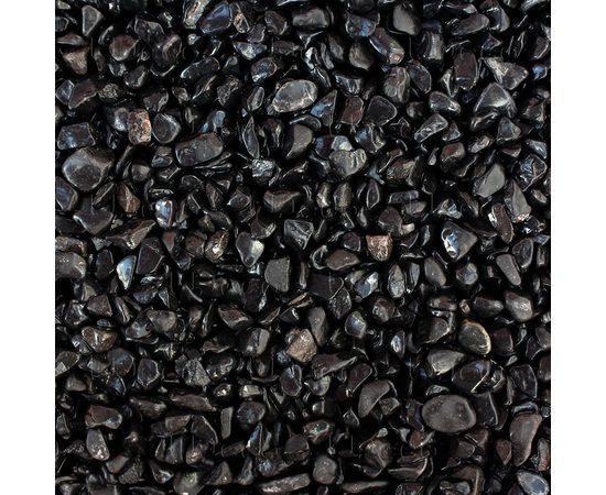 Грунт UDeco Canyon Black - Черный гравий 4-6 мм 6 л, - 2 -aquamagaz.ru