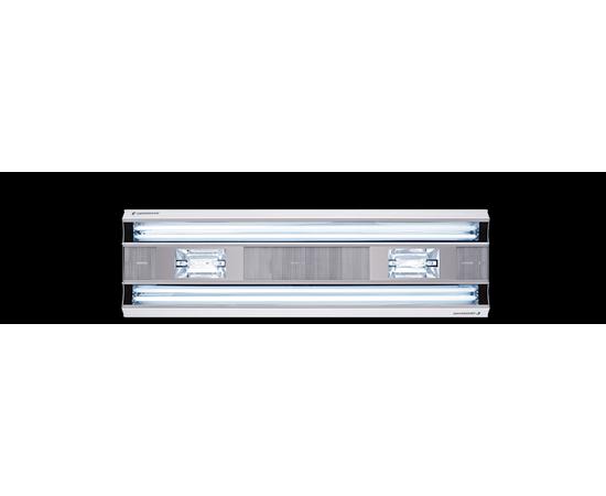 Светильник Giesemann INFINITI черный HQ/T-5 мет/гал. 3x250w люм. 4х80w L-180cм [CLONE], - 2 -aquamagaz.ru