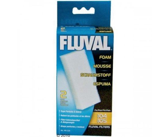 Губка механической очистки для фильтров FLUVAL 104/105, фото