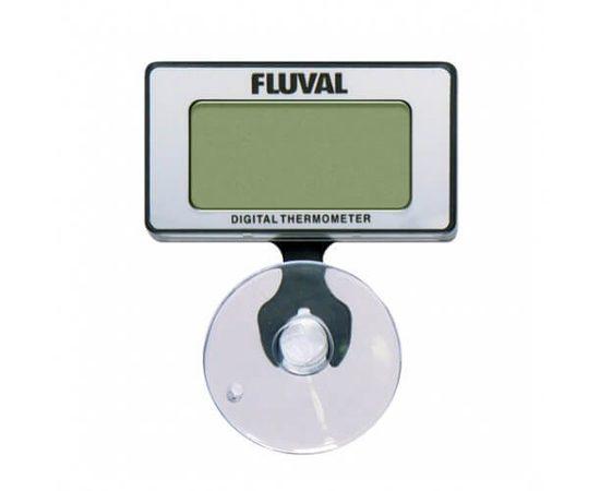 Погружной цифровой термометр Fluval на присоске, - 1 -aquamagaz.ru