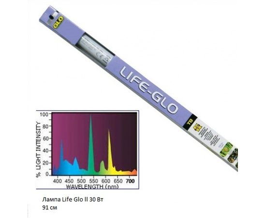Лампа Life Glo ll 30 Вт 91 см, фото