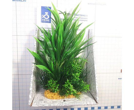 Композиция из пластиковых растений 20см, фото