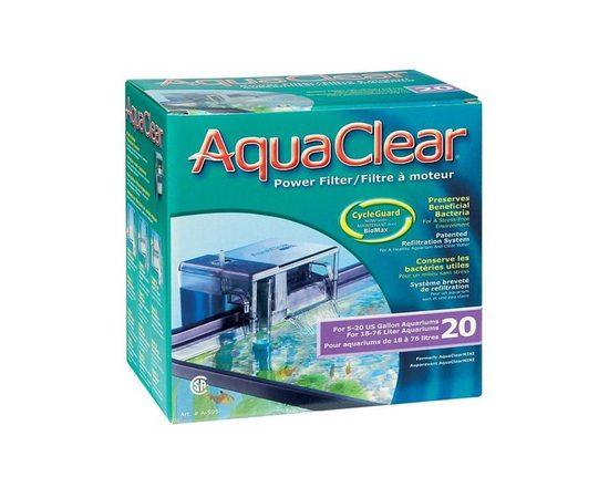 Фильтр AquaClear 20 Fluval Edge, фото , изображение 4