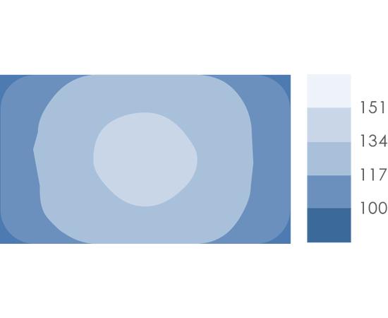 Светодиодный светильник Cetus 2, фото , изображение 3