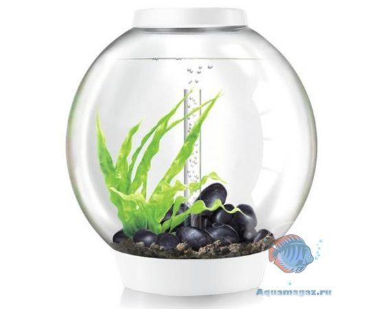 Аквариум biOrb CLASSIC 60 LED Thermo, Цвет аквариума: Серебро, фото , изображение 3