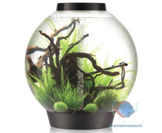 Аквариум biOrb CLASSIC 60 LED Thermo, Цвет аквариума: Серебро, фото