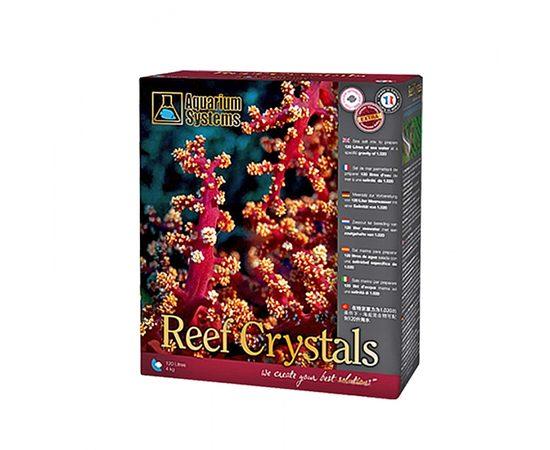 Морская соль Aquarium Systems Reef Crystals, - 1 -aquamagaz.ru