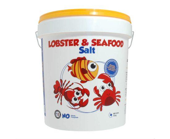 Соль для содержания и разведения ракообразных Lobster Salt 18 кг, фото