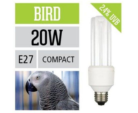 Лампа для птиц ARCADIA BIRD COMPACT Е27, фото , изображение 2