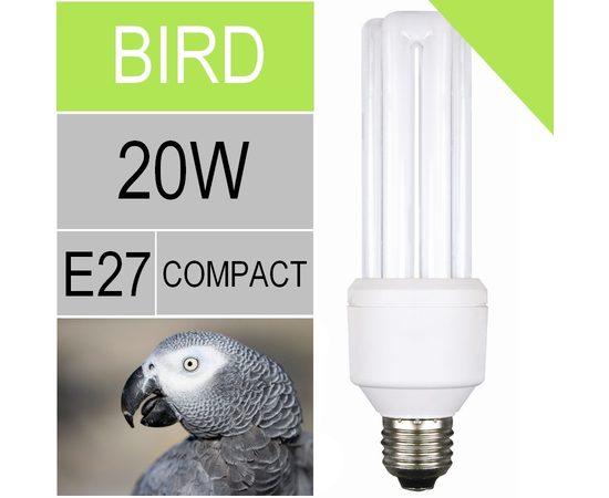 Лампа для птиц ARCADIA BIRD COMPACT Е27, фото , изображение 3