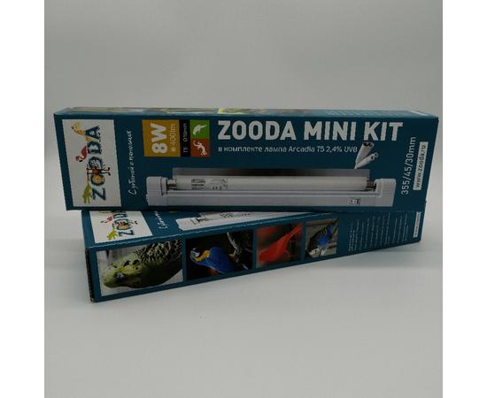 Светильник для птиц ZooDa Mini Kit  🐦 🔥, фото