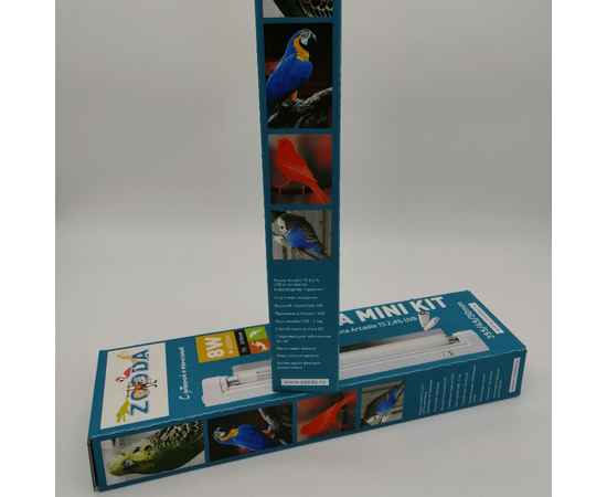 Светильник для птиц ZooDa Mini Kit  🐦 🔥, фото , изображение 5
