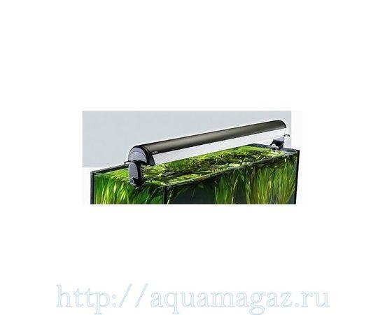 Светильник навесной алюминиевый Glo T5 1x54Вт 122cm , фото , изображение 4