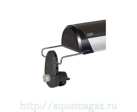 Светильник навесной алюминиевый Glo T5 2x39Вт 91cm , фото , изображение 5