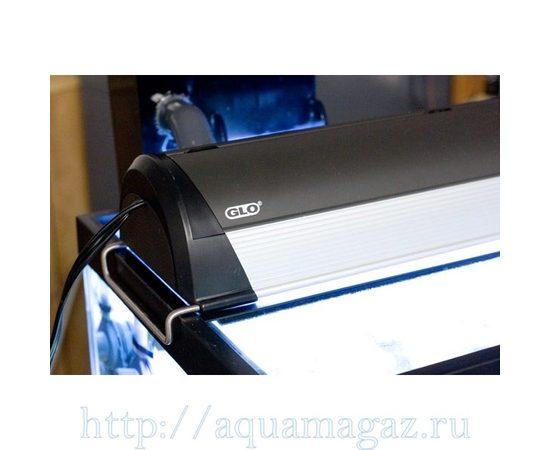 Светильник навесной алюминиевый Glo T5 2x54Вт 122cm , фото , изображение 2