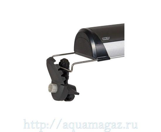 Светильник навесной алюминиевый Glo T5 2x54Вт 122cm , фото , изображение 5