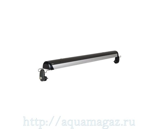 Светильник навесной алюминиевый Glo T5 2x54Вт 122cm , фото , изображение 7