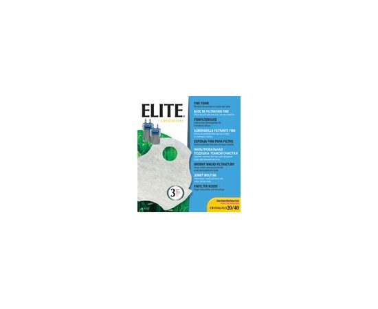 Фильтровальная подушка тонкой очистки для фильтров Cystal-Flo 20/40 , фото