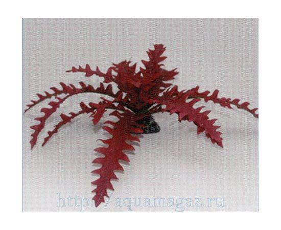 Растение Чертополох красное 20см шелковое, - 1 -aquamagaz.ru