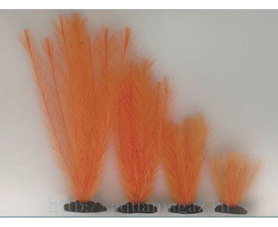 Растение Перистолистник оранжевое 20см шелковое, - 1 -aquamagaz.ru