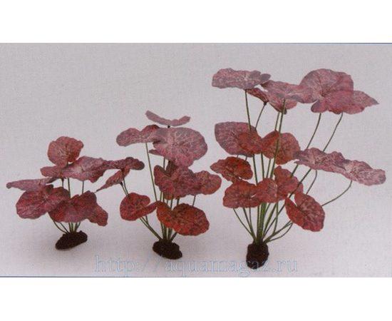 Растение Нимфея краповое 30см шелковое, - 1 -aquamagaz.ru