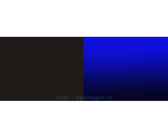 Фон 30см. Темно-синий двутонный и Чёрный, фото