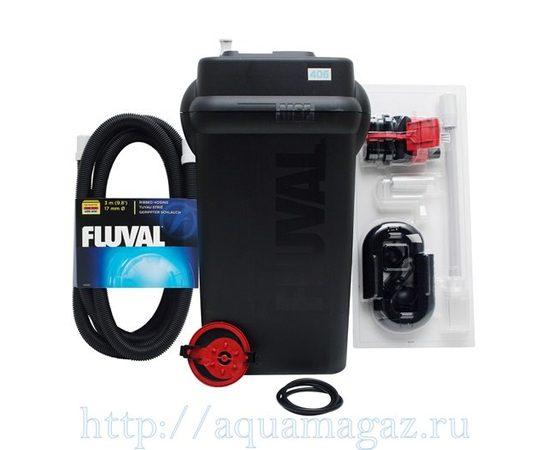 Канистровый фильтр Fluval 406, фото , изображение 2