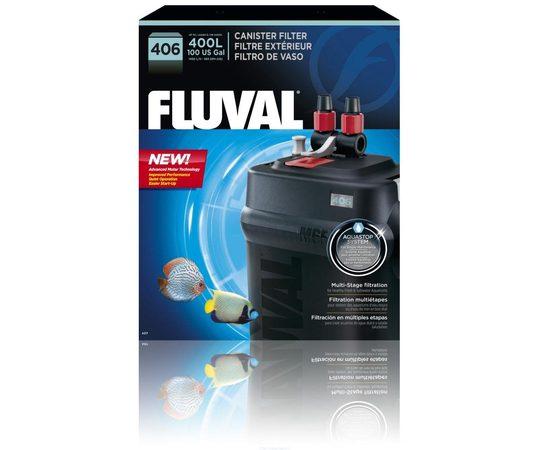 Канистровый фильтр Fluval 406, фото
