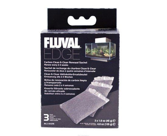 Уголь активированный для фильтра Fluval Edge, фото