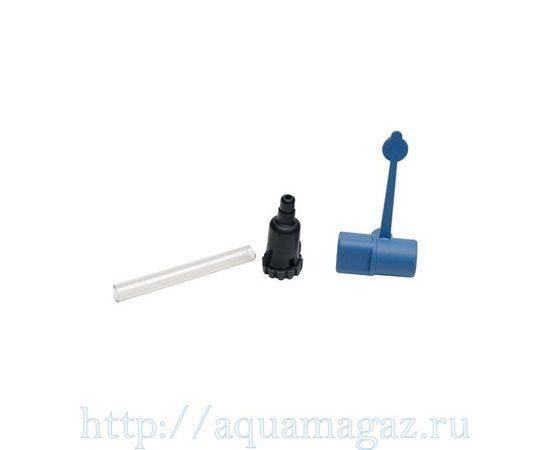 Пластиковая заглушка для фильтра Fluval plus , фото