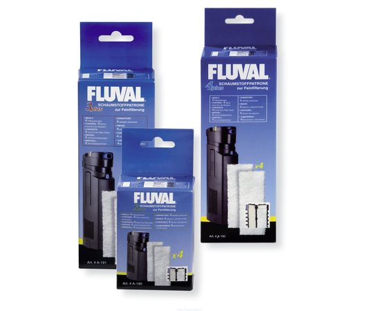 Губка тонкой очистки для фильтра FLUVAL 3 plus , фото