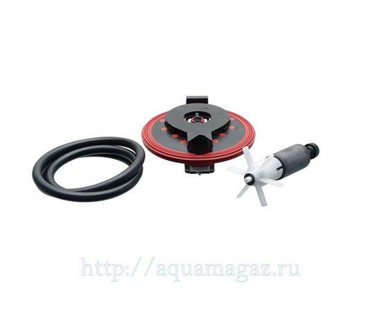 Рем. Комплект уплотнительное кольцо ротор крышка ротора для фильтра Fluval 106 , фото
