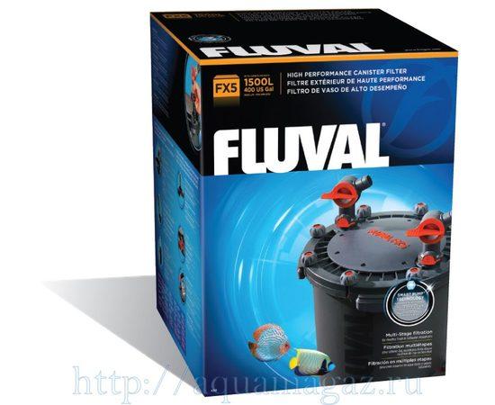 Канистровый фильтр Fluval FX5, фото