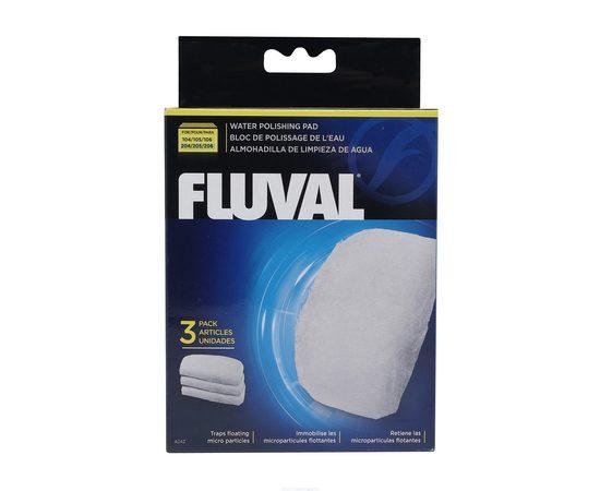 Губка тонкой очистки для фильтров FLUVAL 104/105 204/205 3 шт. , фото