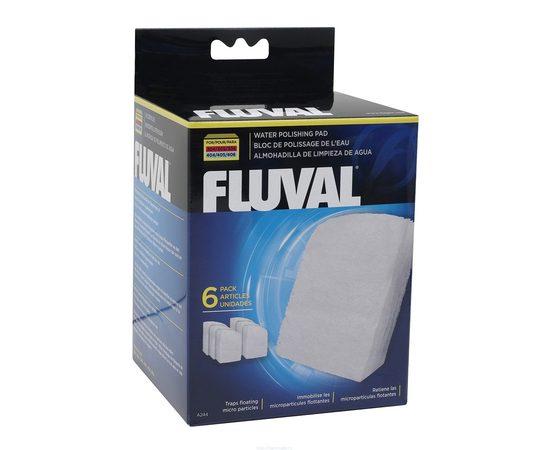 Губка тонкой очистки для фильтров FLUVAL 304/305 404/405 6 шт. , фото