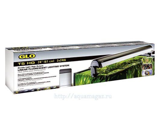 Светильник навесной алюминиевый Glo T5 1x54Вт 122cm , фото