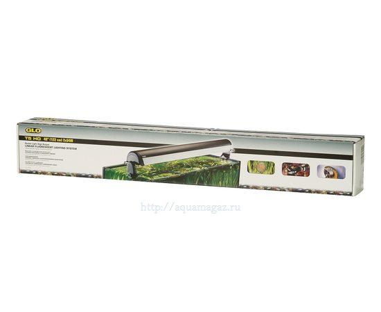 Светильник навесной алюминиевый Glo T5 2x54Вт 122cm , фото