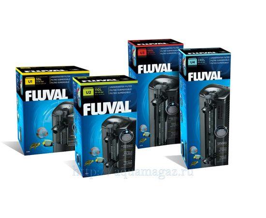 Внутренний фильтр Fluval «U4», фото , изображение 2