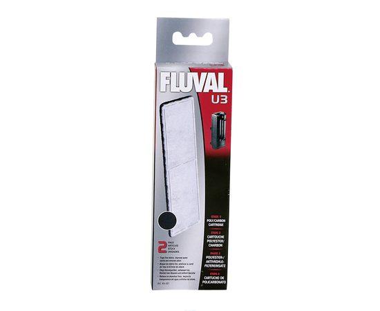 Губка угольная для фильтра Fluval «U3» , фото