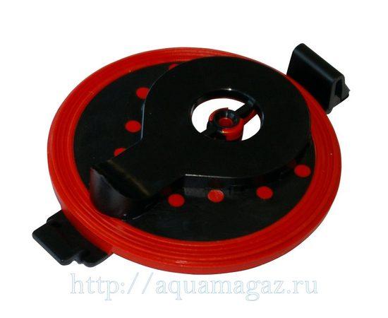 Пластиковая крышка для ротора черно-красная Fluval 206 , фото , изображение 2