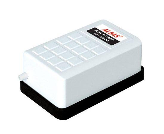 ALEAS Компрессор белый, Выбор вариации: 96 л/ч, фото