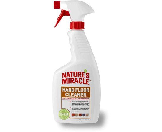 8in1 средство от пятен и запахов NM Hard Floor Cleaner для твердых покрытий полов спрей 710 мл, фото